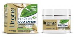 FOLACIN DUO EXPERT 40+ Дневной разглаживающий интенсивный крем против морщин SPF 6